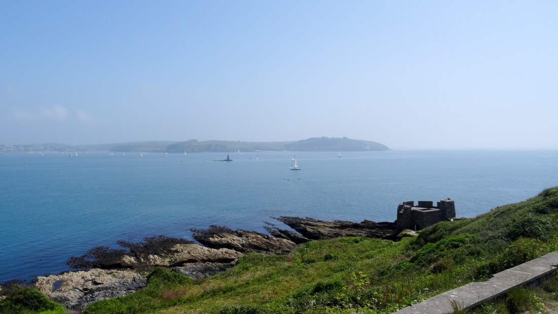 pendennis point and st mawes castle iconic cornish landmarks cornwall