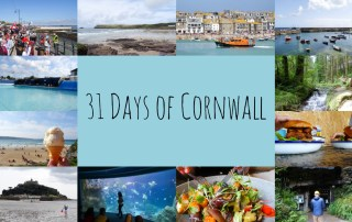 31 days of cornwall august