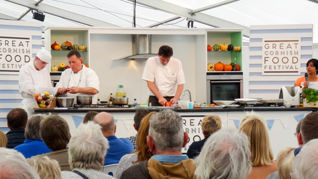 great cornwall food festival Cornwall this September