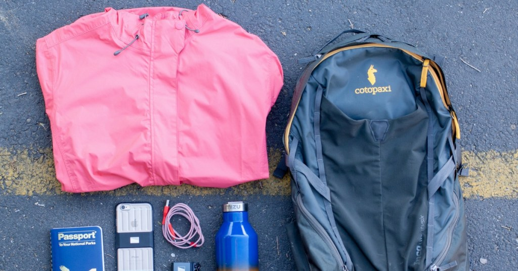 What's In My Daypack