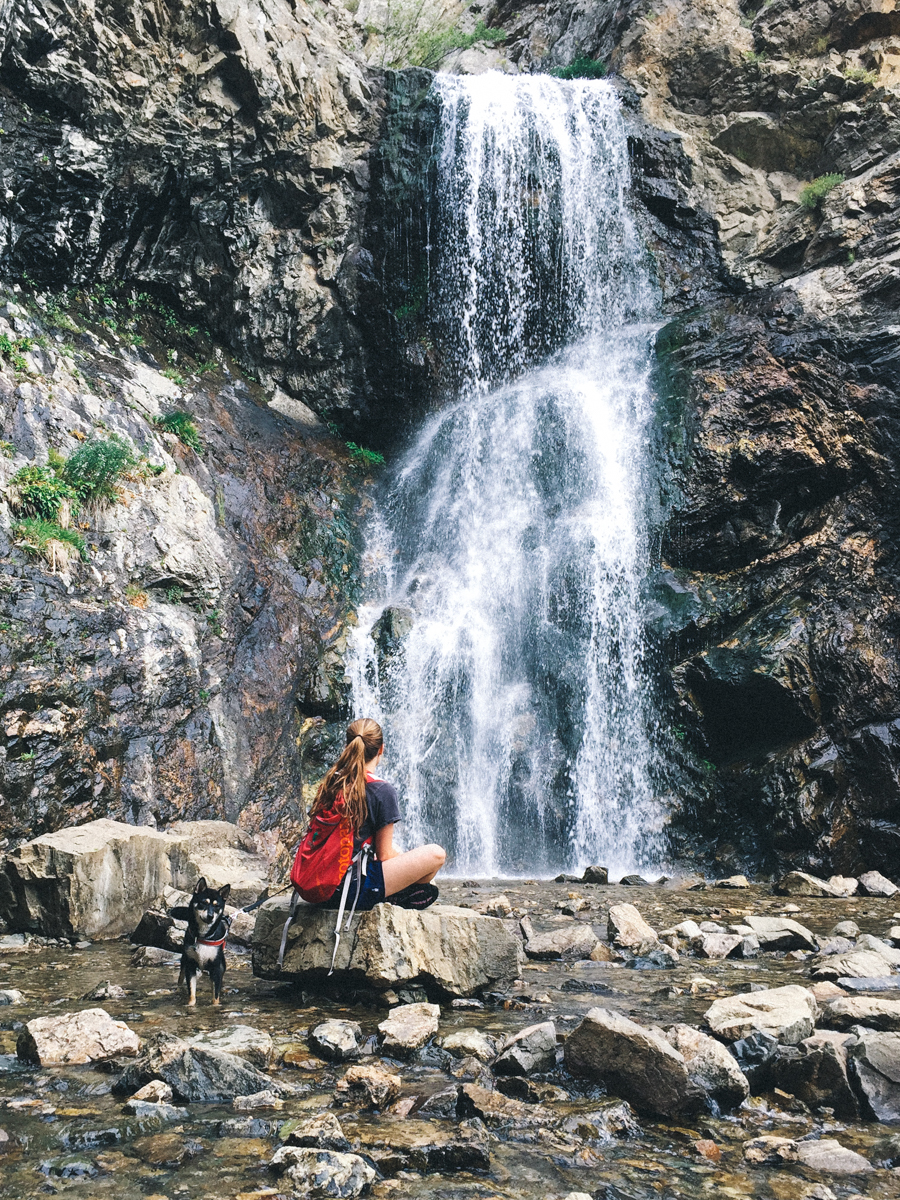 7 best spring waterfall hikes in Northern Utah! Need to do them all! | Explore Utah | saltyspaces.com