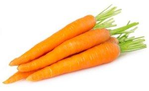 Maravillas de la Zanahoria. Beneficios