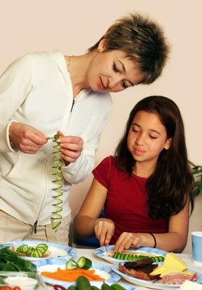 Dieta, Hierro y Adolescentes