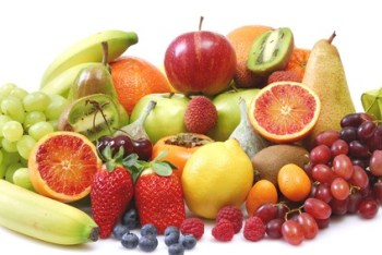 Frutas con Betacaroteno