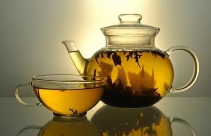 Tipos de té y sus principios activos