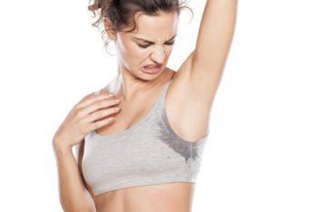 Remedios Naturales para Combatir el Sudor excesivo