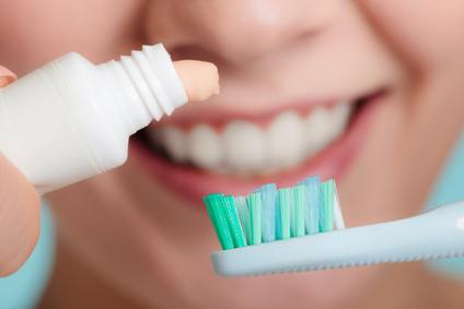pasta de dientes casera