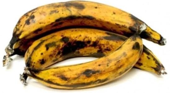 Las Bananas Maduras curan el cancer