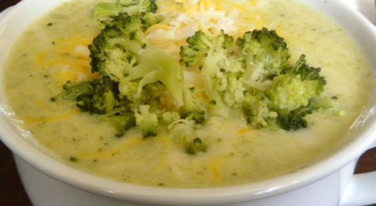 como hacer sopa de brocoli facil