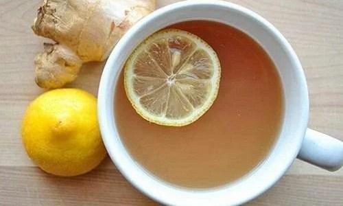 como preparar el te de jengibre para adelgazar
