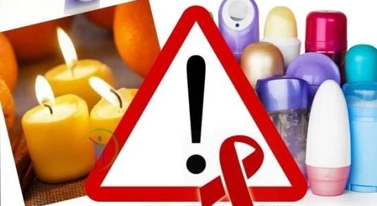 6 Productos del hogar que causan cáncer silenciosamente