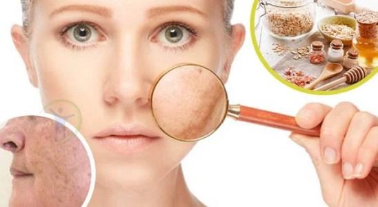 mascarilla de soya para eliminar las manchas del rostro