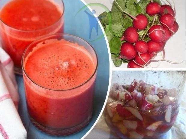 remedio natural de rabano para la congestion nasal