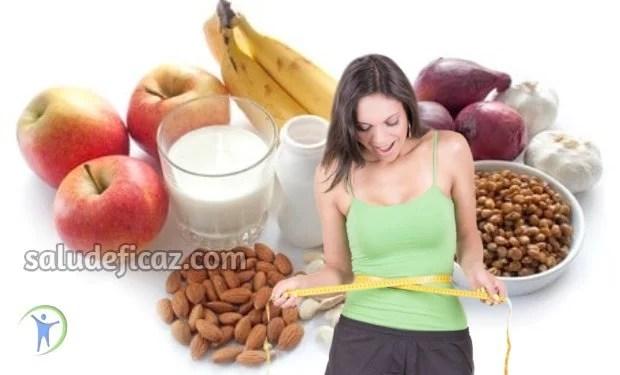 Alimentos probióticos y prebióticos para bajar de peso