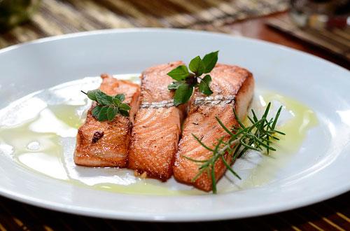 Las salmón - 6 mejores fuentes de calcio