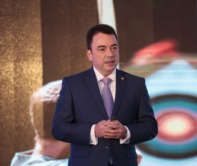 Andrés Mejía nuevo presidente de ALAMI