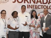 Infectólogos e Internistas celebran extensa jornada en conjunto