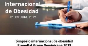 Harán simposio internacional de Obesidad PronoKal Group 2019