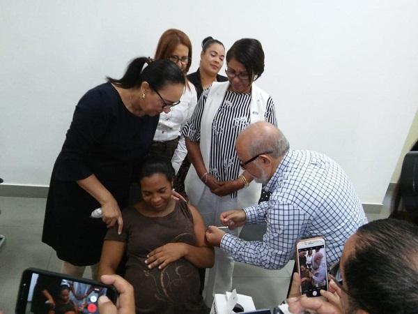 Aplicarán vacuna TDAP contra la difteria, tosferina y tétanos a embarazadas