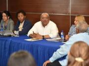 Chanel se reúne con directores de centros antiguo IDSS y anuncia anticipo financiero