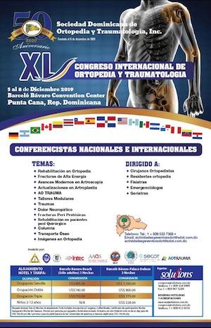 XL Congreso de Ortopedia y Traumatología