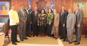 UASD y organismos de Salud inician ejecución de acuerdos firmados