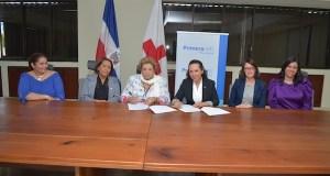 Cruz Roja Dominicana y Primera ARS firman convenio de cooperación interinstitucional