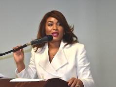 Yocasta Lara, nueva presidenta CMD en el Distrito también le 'entró' al Gobierno