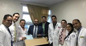 Sociedad de Urología realiza aporte a la escuela de esa especialidad en el Cabral y Báez