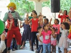 Adomeint celebra tradicional fiesta de Reyes