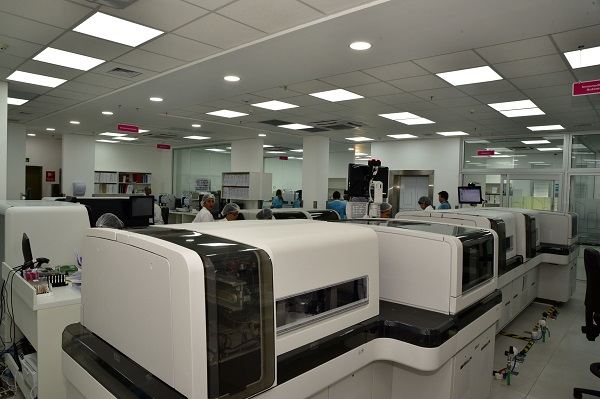 Amadita Laboratorio Clínico con nueva área de procesamiento