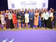 SNS reconoce profesionales de la salud bucal en cuarta edición Premio Nacional de Odontología