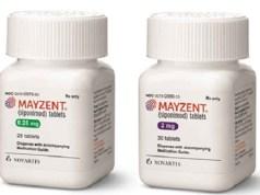 Europa aprueba 'Mayzent' para esclerosis múltiple secundaria progresiva con enfermedad activa