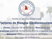 Asociación Cardiólogos del IDSS harán serie de conferencias