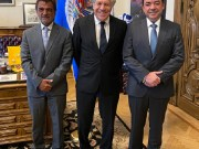 Presidente de ALAMI se reúne con secretario general de la OEA