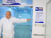 El Ramón De Lara mantiene en aislamiento pacientes llegados de China