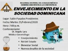 Analizarán envejecimiento de la población dominicana, sus retos y desafíos