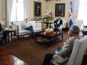 Danilo Medina encabeza reunión de evaluación y acción con Comisión Alto Nivel para Prevención y Control del Coronavirus