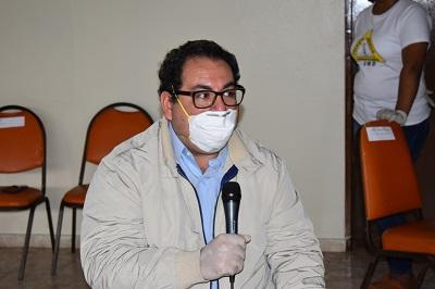 Mario Lama dice próximo gobierno planea hacer pruebas masivas de Covid-19