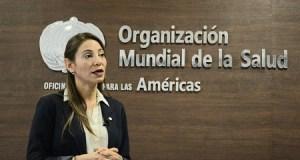 Alma Morales dice país tiene aseguradas 2 millones de vacunas COVID-19