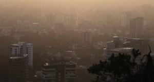 Vuelve el polvo del Sahara al país, según ONAMET