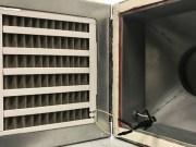 Un nuevo filtro de aire atrapa y elimina el SARS-CoV-2