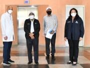 Autoridades Salud estudian implementar cerco epidemiológico en Santiago ante casos COVID-19