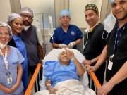 Neurocirujanos Cedimat eliminan tumor cerebral guiados por técnica computarizada