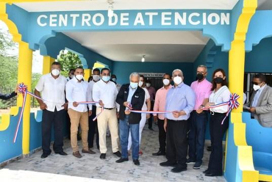 Salud Pública entrega tres centros Atención Primaria en Montecristi