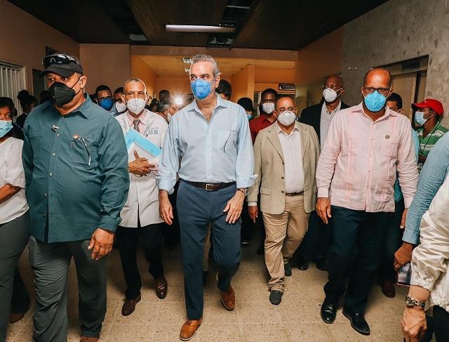 Abinader: Se necesitan 1,000 millones más para terminar el Musa de San Pedro de Macorís