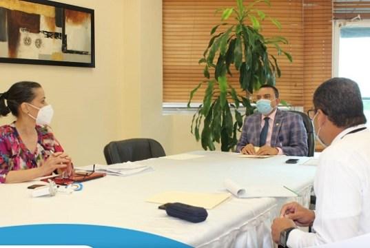 El Ney Arias Lora forma, por primera vez, Comité de Compras y Contrataciones
