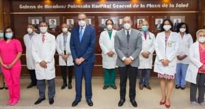 Plaza de la Salud realiza primer trasplante de páncreas exitoso en el país