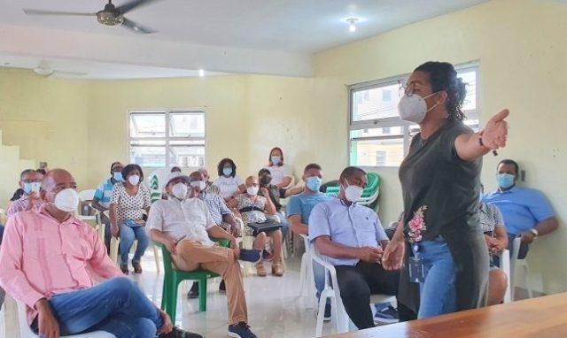 Entidades movilizan barrio Capotillo para enfrentar al Covid-19 con estrategia de salud, educación ciudadana y responsabilidad social