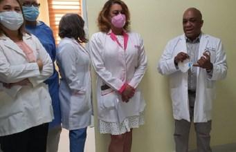 Maternidad La Altagracia reabre banco de sangre; iniciará captación de donantes